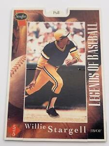 Baseball Cards💎1988💎Stouffer's - Legends of Basebal -Willie Stargell🌟5 of 5🌟