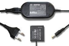 NETZTEIL AC Adapter LADEGERÄT 5.1V 1.1A für PANASONIC Lumix DMW-DCC10 DMW-DCC10E