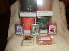 Carolina Candle Electric Wax Warmer for Fragranced W.Melts New Orange & Other