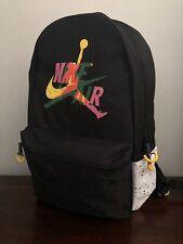 "Nike Air Jordan Jumpman 13"" Laptop Storage Backpack – Multicolor (9A0381-K25)"