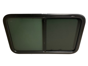 "37.5"" Width x 23.5"" Height Horizontal Slider RV Window Cargo Trailer W/ Screen"