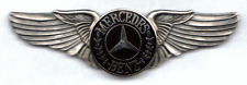 LAST of the Mercedes Logo #2 Deluxe Pilot Wings ~