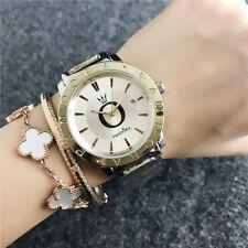 2018 Brand New Round PANDORAS Watch Women Lady Steel Quartz Bear Wristwatch