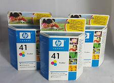 3 HP inventer 41 tri-couleur imprimante jet d'encre cartouches