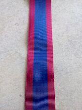 50 centimètres de ruban  médaille militaire Defense Nationale bronze 25 mm