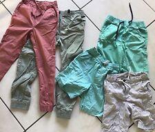 Boys Size 7 Long Pants And Shorts Bundle