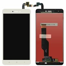 TOUCH SCREEN VETRO LCD DISPLAY ASSEMBLATI Per XIAOMI REDMI NOTE 4X GLOBAL BIANCO