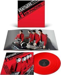 Kraftwerk - The Man-Machine Vinile Red LP 180 gr. Sigillato!