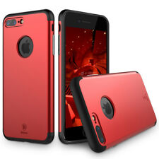 For Apple iPhone 8 7 Plus Slim Armor Hybrid Dual Layer Shockproof Case Cover