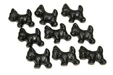 Black Scottie Dogs -Licorice  Candy - 5 lbs  by Gimbals KOSHER  PARVE