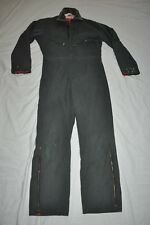 MENS Medium WALLS Blizzard Pruf INSULATED Gray SNOW  HUNT Farm COVERALLS  USA