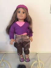 RETIRED-American-Girl-Of-The-Year-Doll-2005-MARISOL Doll Great Condition