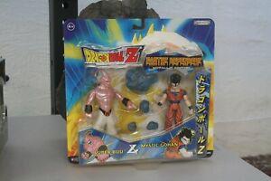 2003 Dragon Ball Z Art Of Defenders SUPER BUU & MYSTIC GOHAN 2-Pack Figure JAKKS