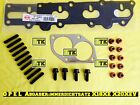 OPEL CALIBRA A 2,0 i 16V 4x4 colector de escape Kit de obturadore Kit X20XEV 4wd