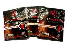 3 Packs of 2 x Little Hotties Hand Warmers for Paramedics Police Ambulance