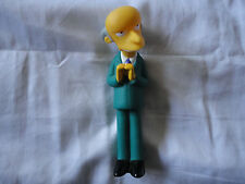 Burger King The Simpsons Toy 2000 MR BURNS Mint in Bag Unused / NEW