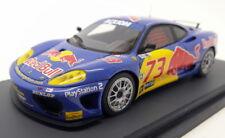 BBR Models 1/43 Scale Resin - PJM322 Ferrari 360 Modena N/GT Daytona 04 Red Bull