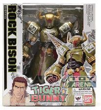 S.H. Figuarts Rock Bison Tiger & Bunny Bandai 71116 Figure