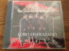 Los Munecos Lobo Disfrazado CD FONOVISA LUNA MUSIC