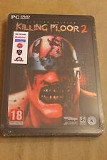 Killing Floor 2 Limited Edition PC DVD STEELBOOK SPECIAL EDITION + 3D MAGNET NEW