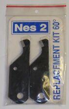 Cuchilla de repuesto para NES-2 2 paquete de herramientas de reparacion de Rosca 1 cada 60 °