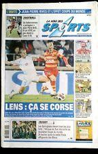 La voix des sports 22/10/2007; Jean Pierre Rives et l'effet coupe du monde