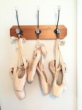 Used / Dead well-worn Ballet Pointe Shoes Toe Slippers Pink Dance Decor Crafts