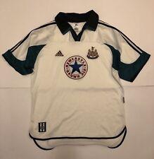 Adidas Newcastle United Maglia Calcio Inglese Vintage Taglia L Anni 90