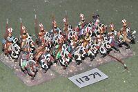 25mm classical / kushite - cavalry 15 cavalry - cav (11379)