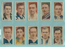 More details for football  -  ardath  ltd.  -  set  of  50  famous  footballers  -  1934