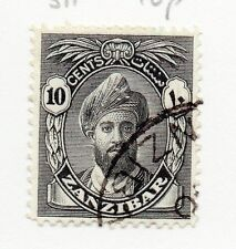 Zanzibar 1926 Early Issue Fine Used 10c. 167863