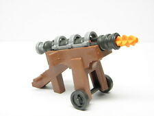 Playmobil Pirate Medieval Moyen Âge - Artillerie médiévale Canon AC1226