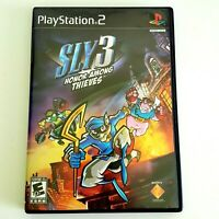 Sly3 Honor Among Thieves - Playstation 2  PS2 Video Game