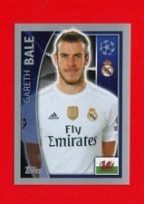 CHAMPIONS LEAGUE 2015-16 Topps -Figurine-stickers n. 42 - BALE -R MADRID-New