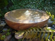 Sandstone Babbling Bowl - Sandstone Water Feature - Garden Water Feature