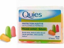 Quies Foam 6 Pairs