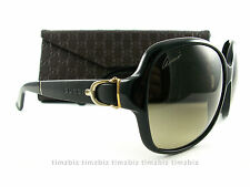 New Gucci Sunglasses GG 3638/s 75QED Black Authentic