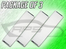 C25490 CABIN AIR FILTER FOR EQUINOX TORRENT VUE XL-7 PACKAGE OF THREE