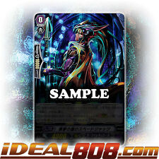 Cardfight Vanguard  x 4 Spade Jack of Nightmareland - G-BT08/078EN - C Mint