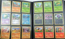 Lot(146) Pokemon Game Cards Mixed Collection Sets + Reward Card + Binder USED GP