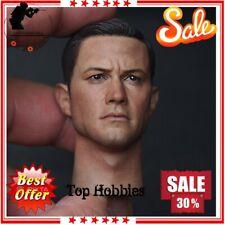 1/6 Action Figure Accessories Star Robin Detective Black Jasper Joseph Male Head