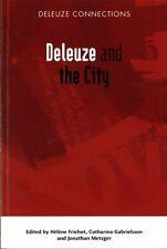 Deleuze and the City by Edinburgh University Press (Paperback, 2016)