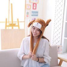 Funny Plush Bear Animal Hat Cap Party Halloween Novelty Dress up Cosplay