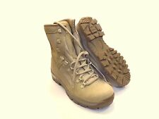 MEINDL Desert/Sand BOOTS - British Army Military - Size UK 5, EU 38 1/2 - G2365
