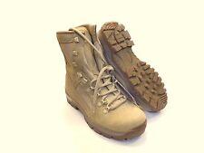 MEINDL Desert/Sand BOOTS - British Army Military - Size UK 5, EU 38 1/2 - G2365