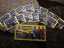 Panini football 2020 stickers bundle full box PLUS EXTRA PACKS