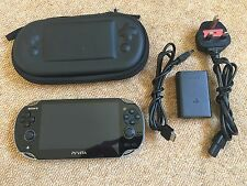 Sony PS Playstation Vita Oled Console WiFi/3G VER 3.63 (PCH-1103) #11