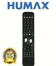 New Quality Replacement  Remote Control for Humax Foxsat-HDR 320GB 500GB 1TB