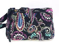 New Vera Bradley Little Hipster Crossbody Bandana Swirl Bag Handbag Purse