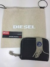 Diesel Spare Parts Canvas And Leather Ladies Purse BL1017